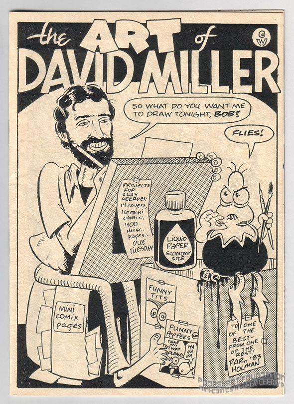 Art of David Miller, The