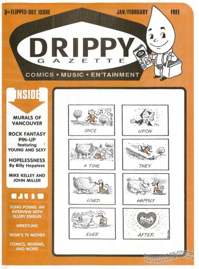 Drippy Gazette #05