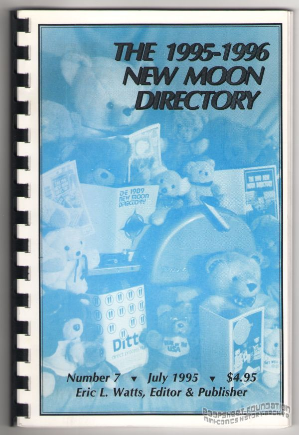 1995-1996 New Moon Directory, The (#7)