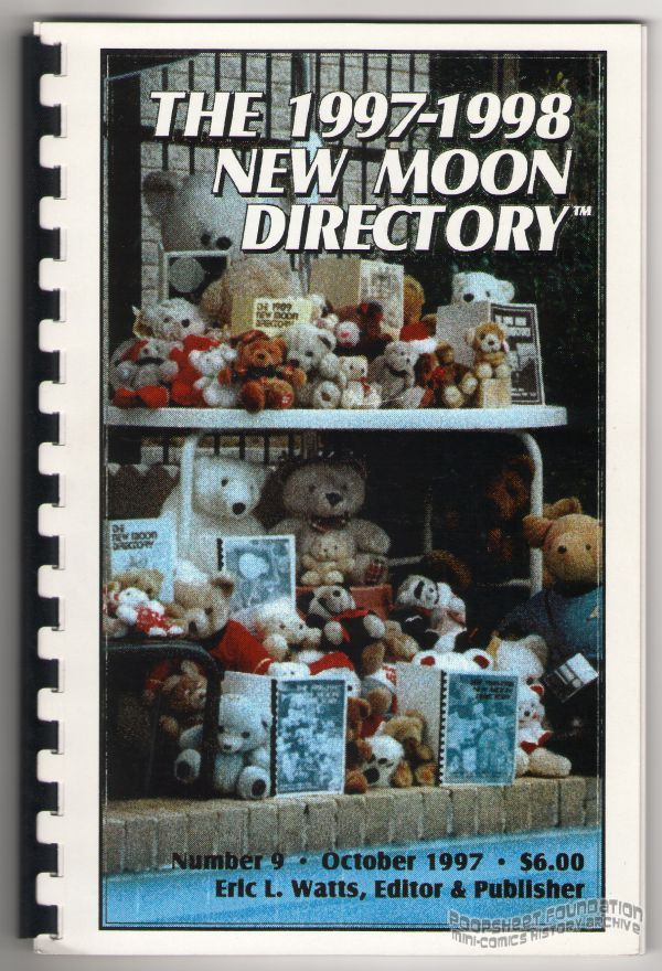 1997-1998 New Moon Directory, The (#9)