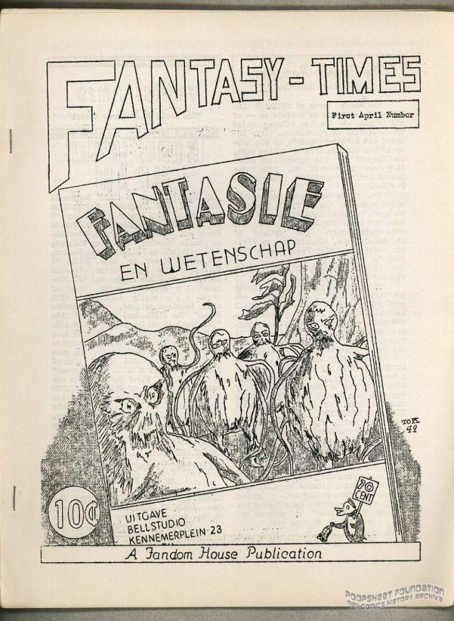 Fantasy Times #079