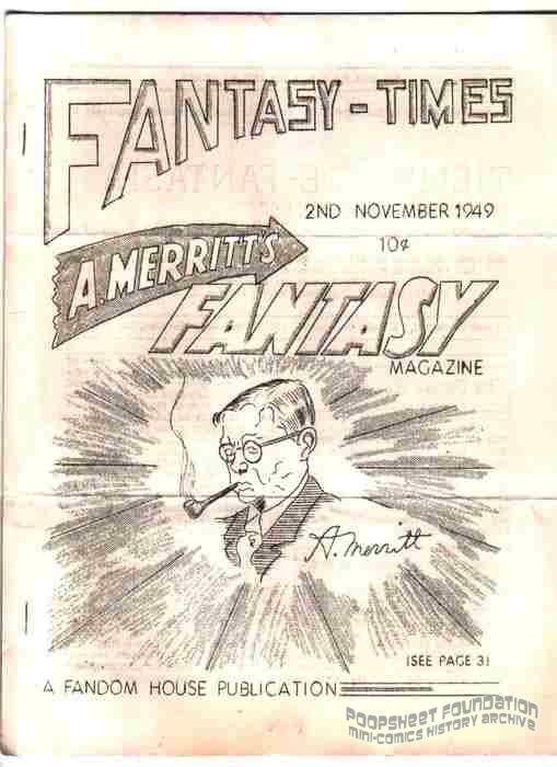 Fantasy Times #?