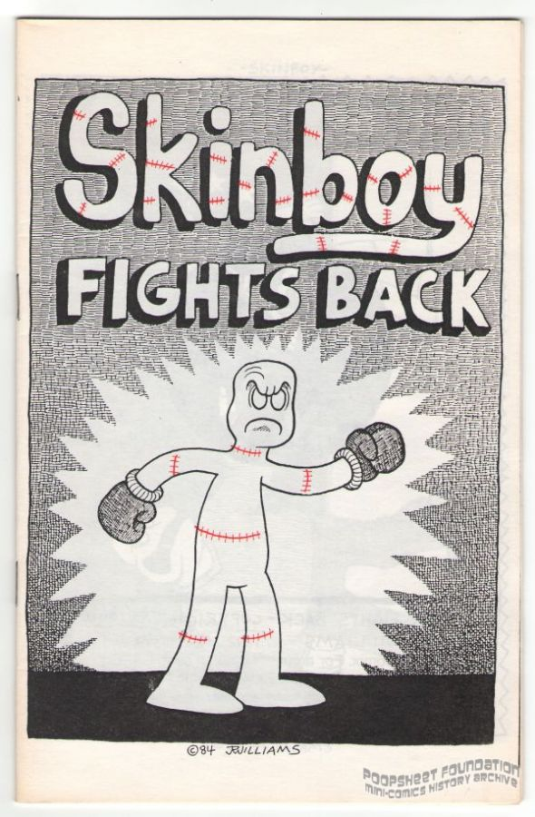 Skinboy Fights Back (Starhead)