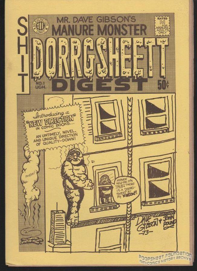 Dorgsheett Digest #1