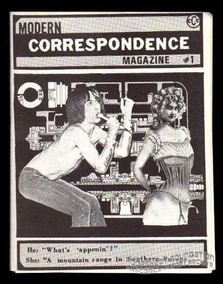 Modern Correspondence Magazine #1