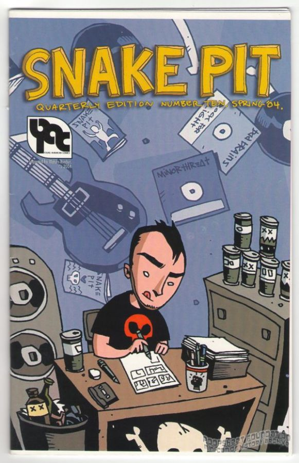 Snake Pit Quarterly #10