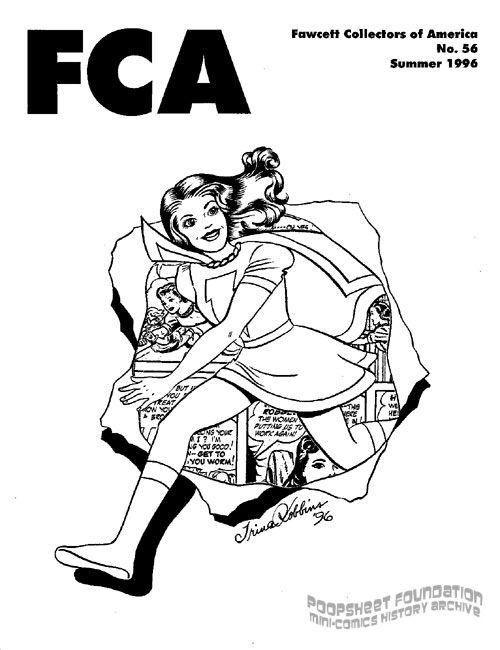 Fawcett Collectors of America #56