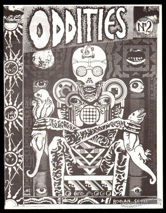 Oddities #2