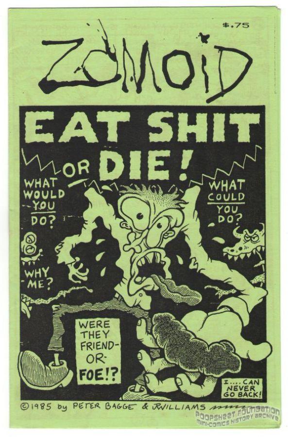 Zomoid Illustories Vol. 1, #19