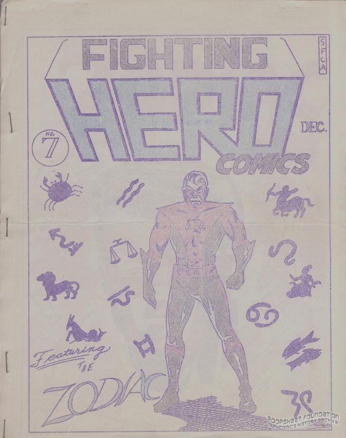 Fighting Hero Comics #07