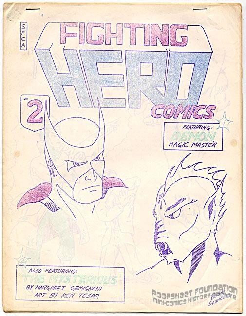 Fighting Hero Comics #02
