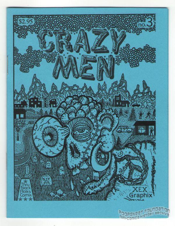 Crazy Men #03 (2nd)