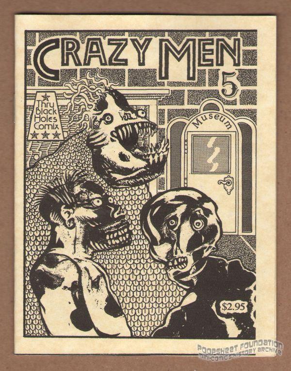 Crazy Men #05 (2nd)
