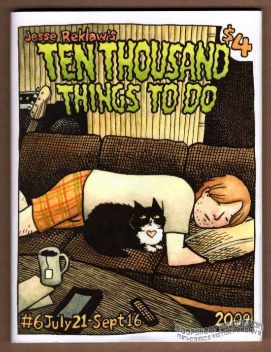 Ten Thousand Things to Do #6
