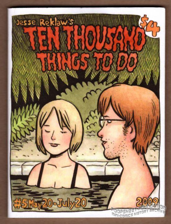 Ten Thousand Things to Do #5