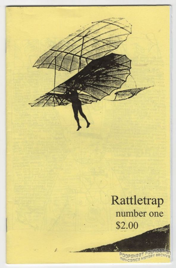 Rattletrap Vol. 3, #1