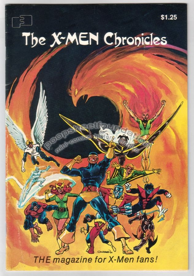 FantaCo's Chronicles #1: X-Men