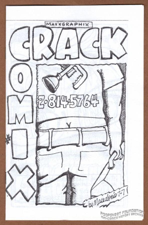 Crack Comix #1
