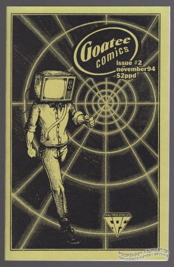 Goatee Comics #2