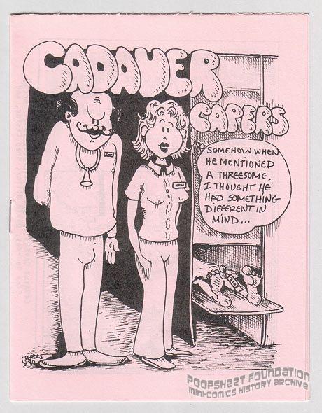 Cadaver Capers #1