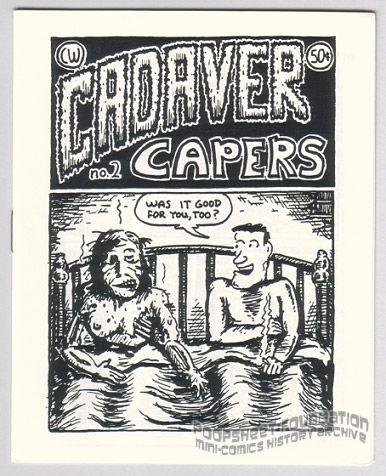 Cadaver Capers #2