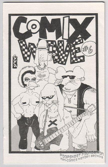 Comix Wave #06