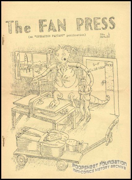 Fan Press, The #1