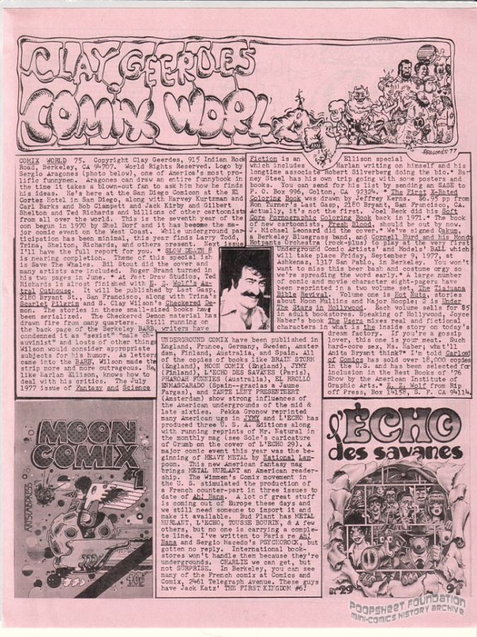 Comix World #075