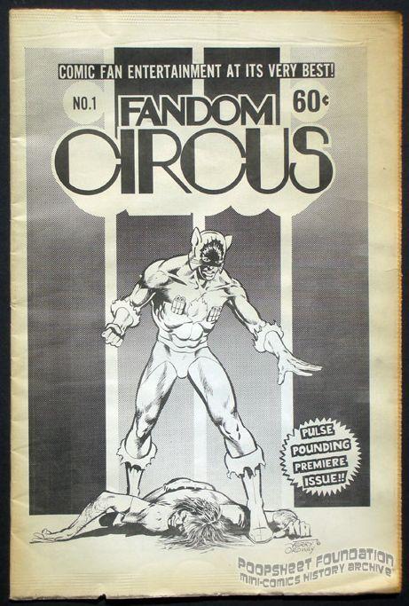 Fandom Circus #1