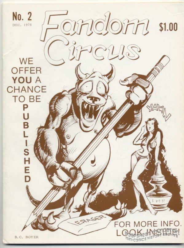 Fandom Circus #2