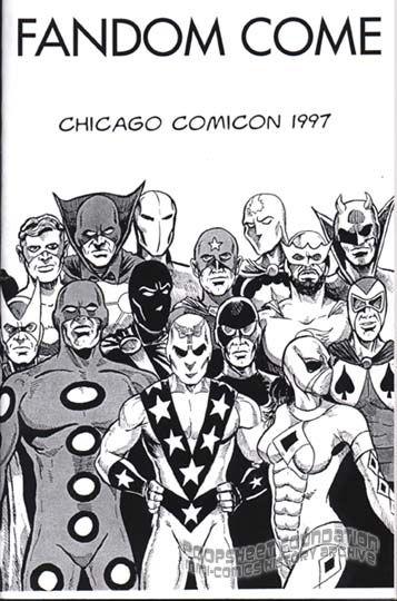 Fandom Come: Chicago Comicon 1997