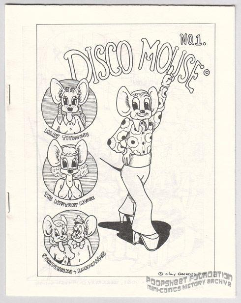 Disco Mouse #1