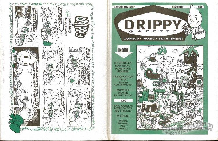 Drippy Gazette #04