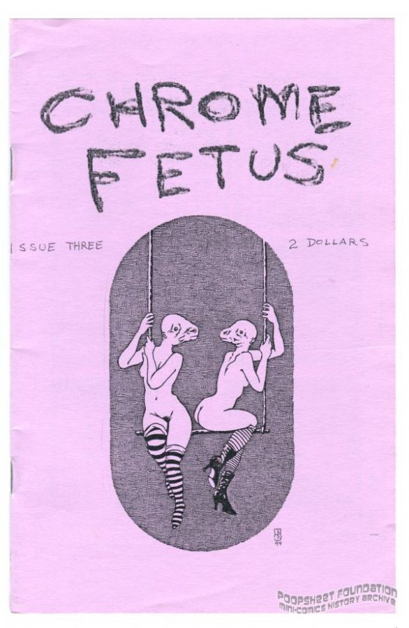 Chrome Fetus #3
