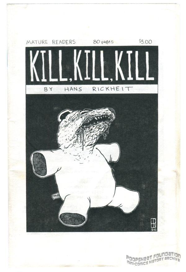 Kill, Kill, Kill