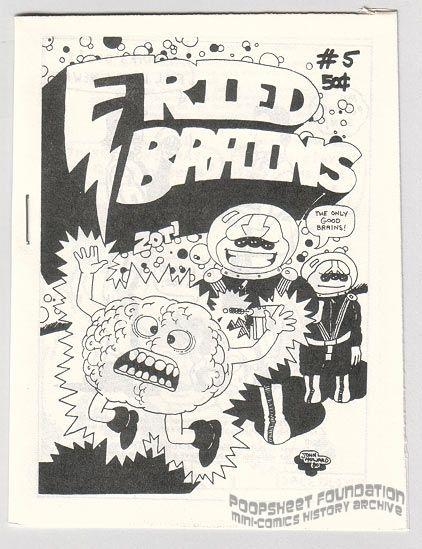 Fried Brains #05
