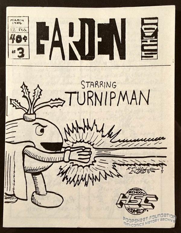 Garden Comics #3