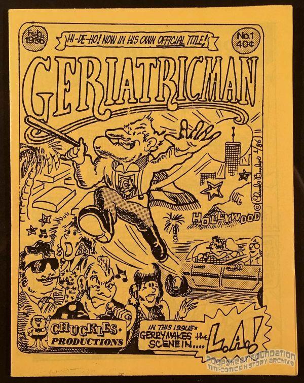 Geriatricman #1