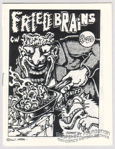 Fried Brains #20