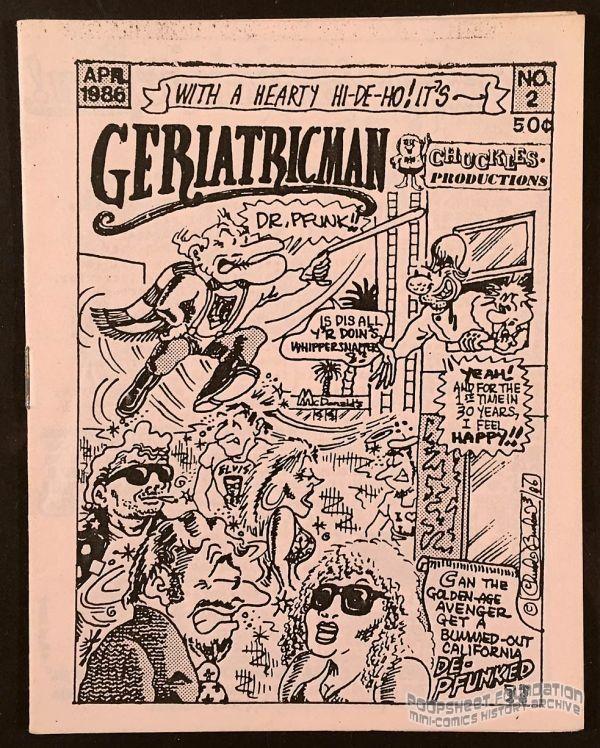 Geriatricman #2