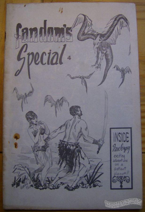 Fandom's Special #4
