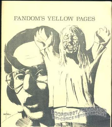Fandom's Yellow Pages #2