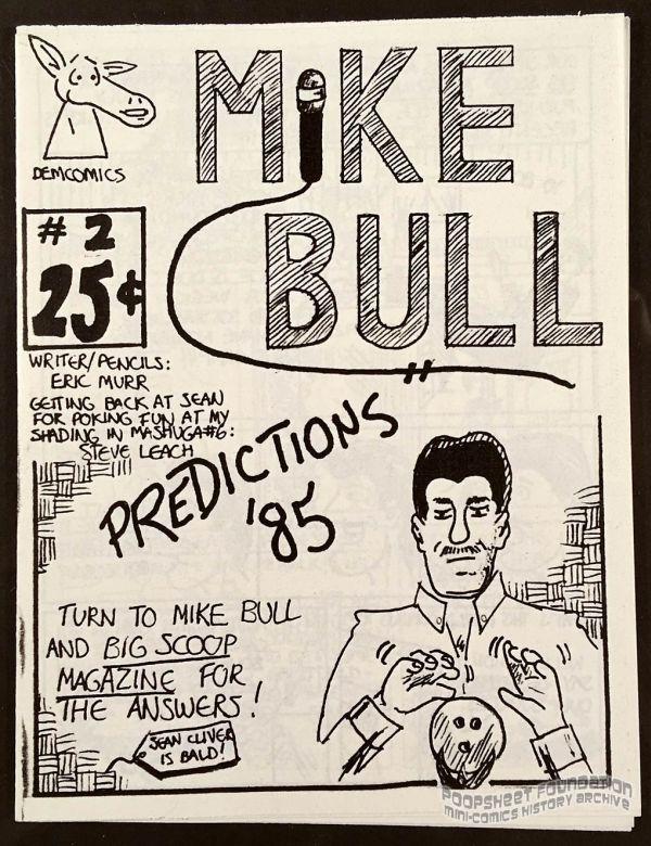 Mike Bull #2