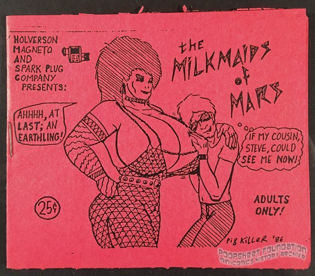 Milkmaids of Mars, The