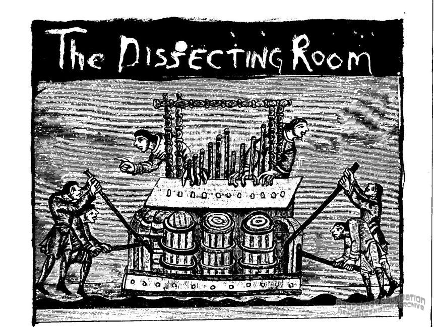 Dissecting Room, The