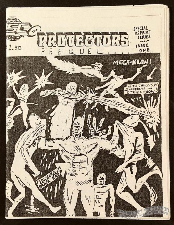 Protectors Prequel, The #1