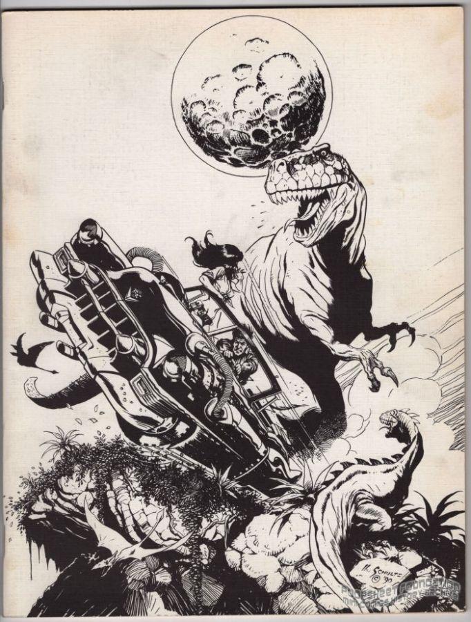 Dallas Fantasy Fair July 13-15, 1990