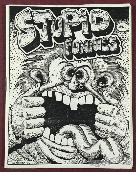 Stupid Funnies #1