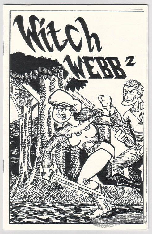 Witch Webb #2