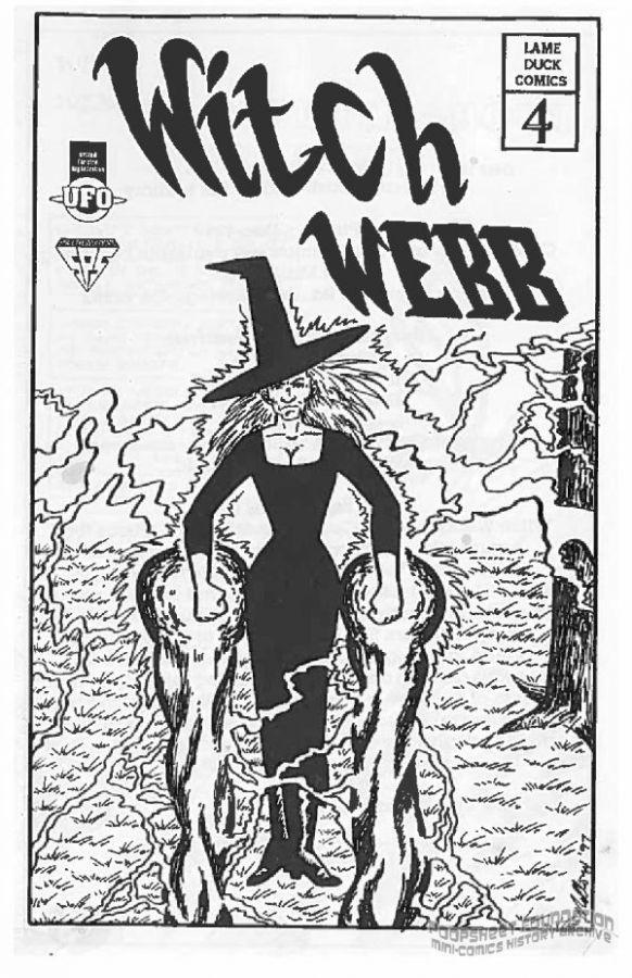 Witch Webb #4